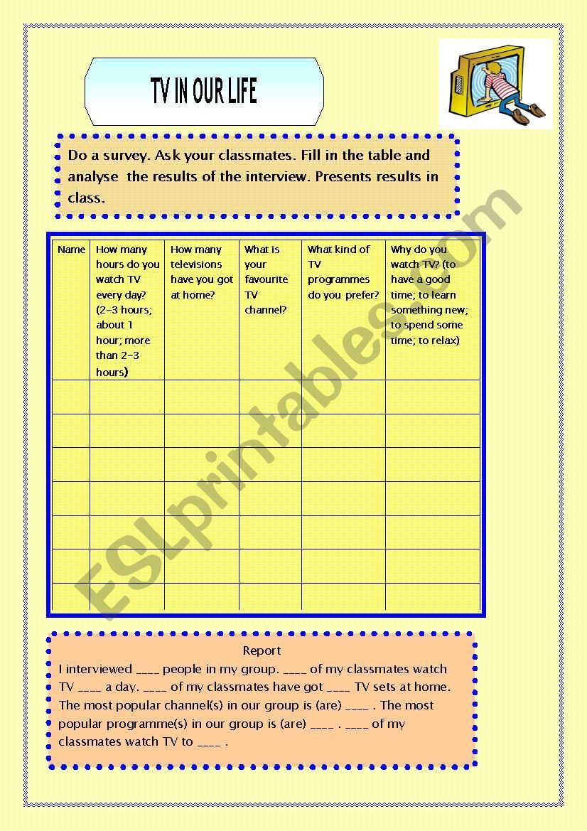 Kartinki Po Zaprosu Tv In Our Life Worksheets Life Television Tv Our Life