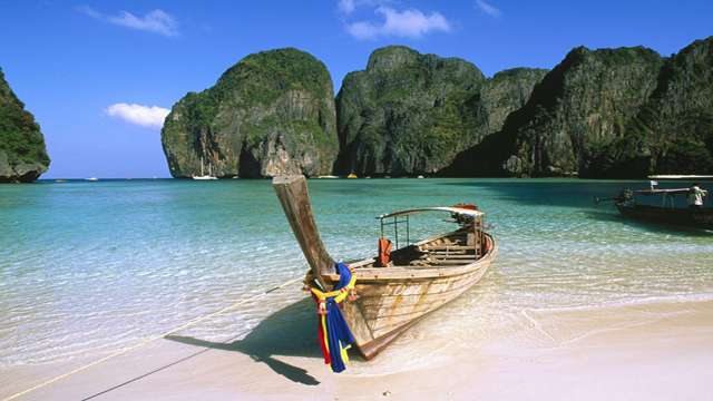 Phi Phi Islands | Thailand