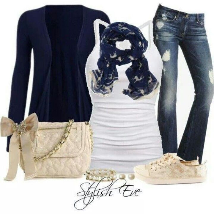 Stylish Eve Jeans Outfits