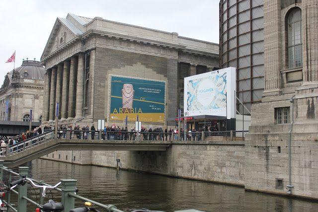 Pergamon Museum In Berlin Berlin Berlin Stadt Stadt