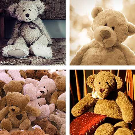 The teddy bear - John Lewis Insurance