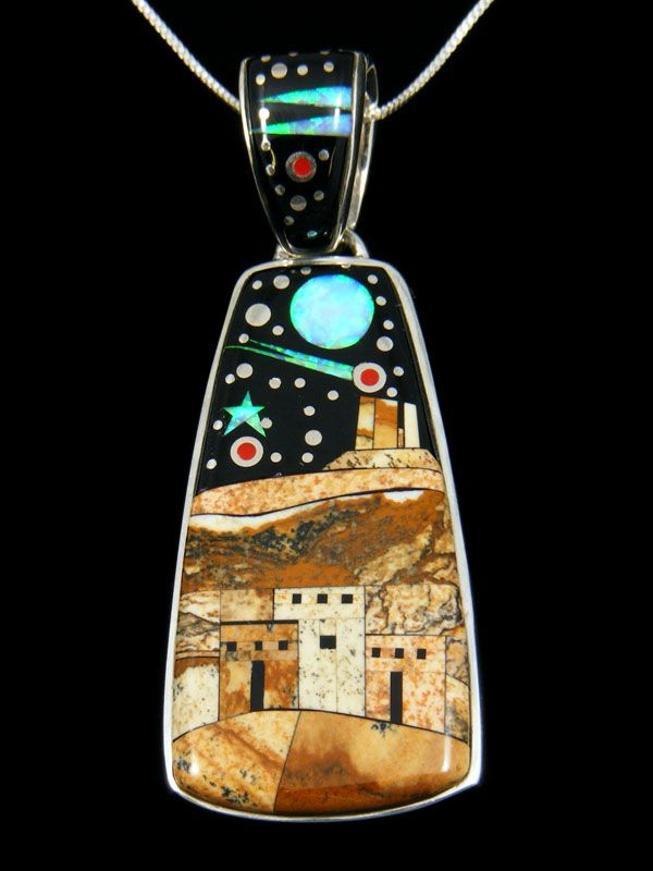 16++ Native american turquoise jewelry artists information