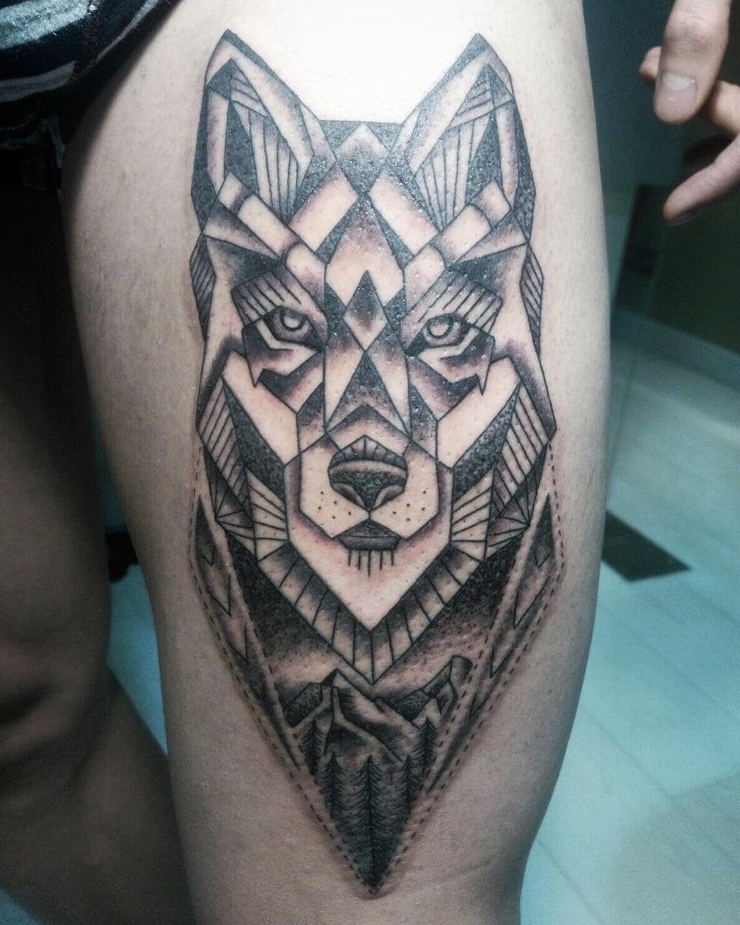 Tatuaje realizado por mr.kekobuenavista Calle de las