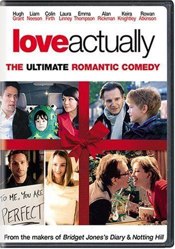 Christmas movie romantic comedy