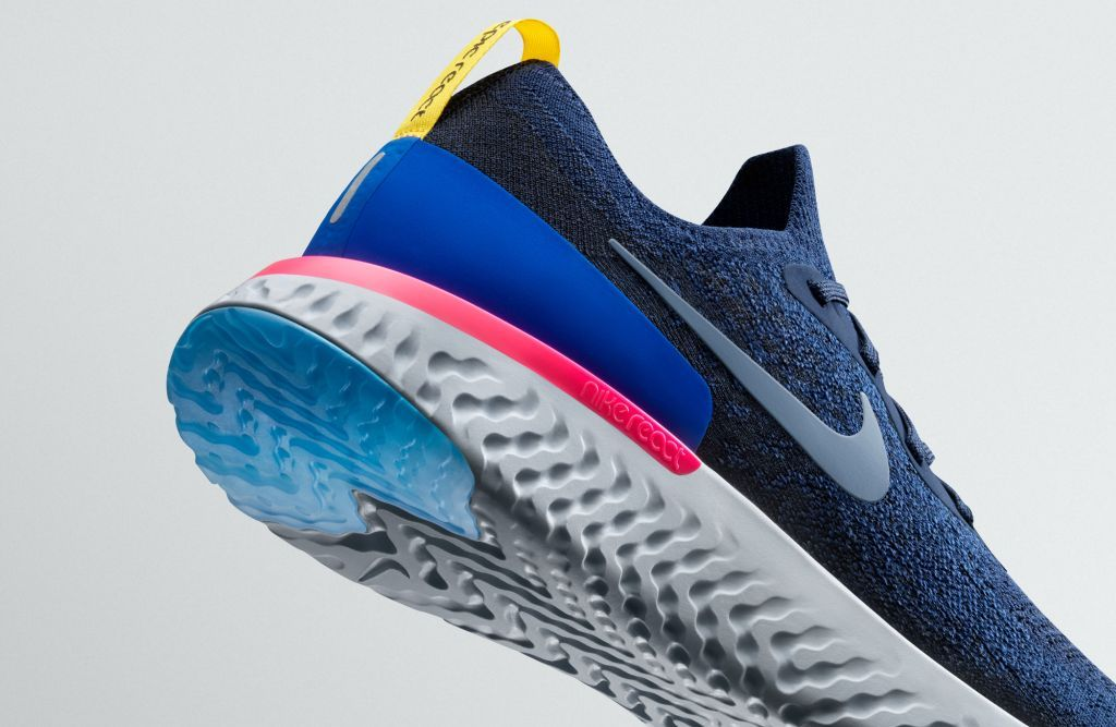 b882a7258b3 Nike React foam cushioning technology expands to the brand s running line  in response to runner requests for improved cushioning