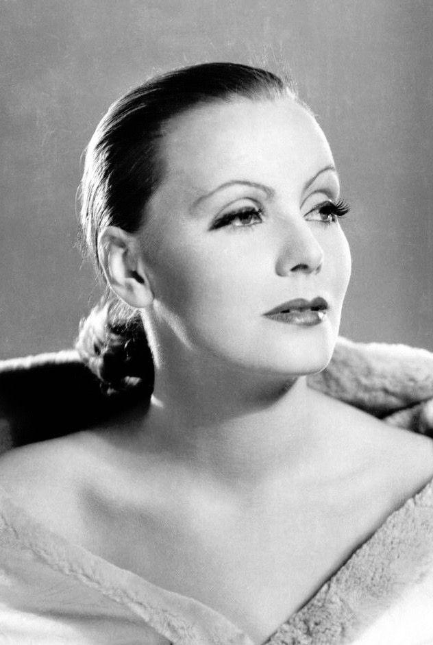 """étés-en-hollywood: """"Greta Garbo"""