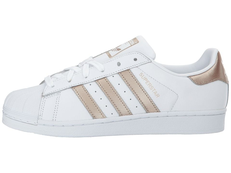 adidas Superstar Originals Women's Shoes WhiteCyber