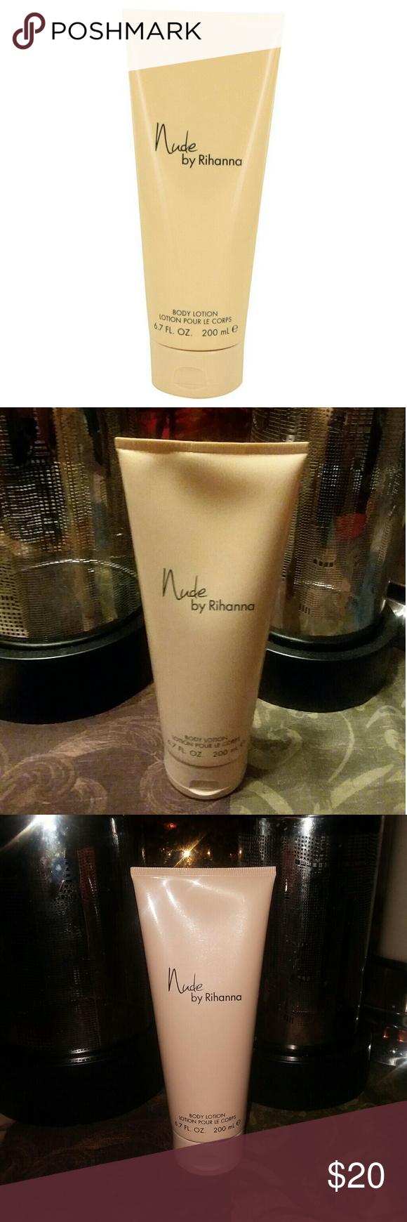 Rihanna Nude Perfume Lotion 100 Authentic Rihanna Nude -8624