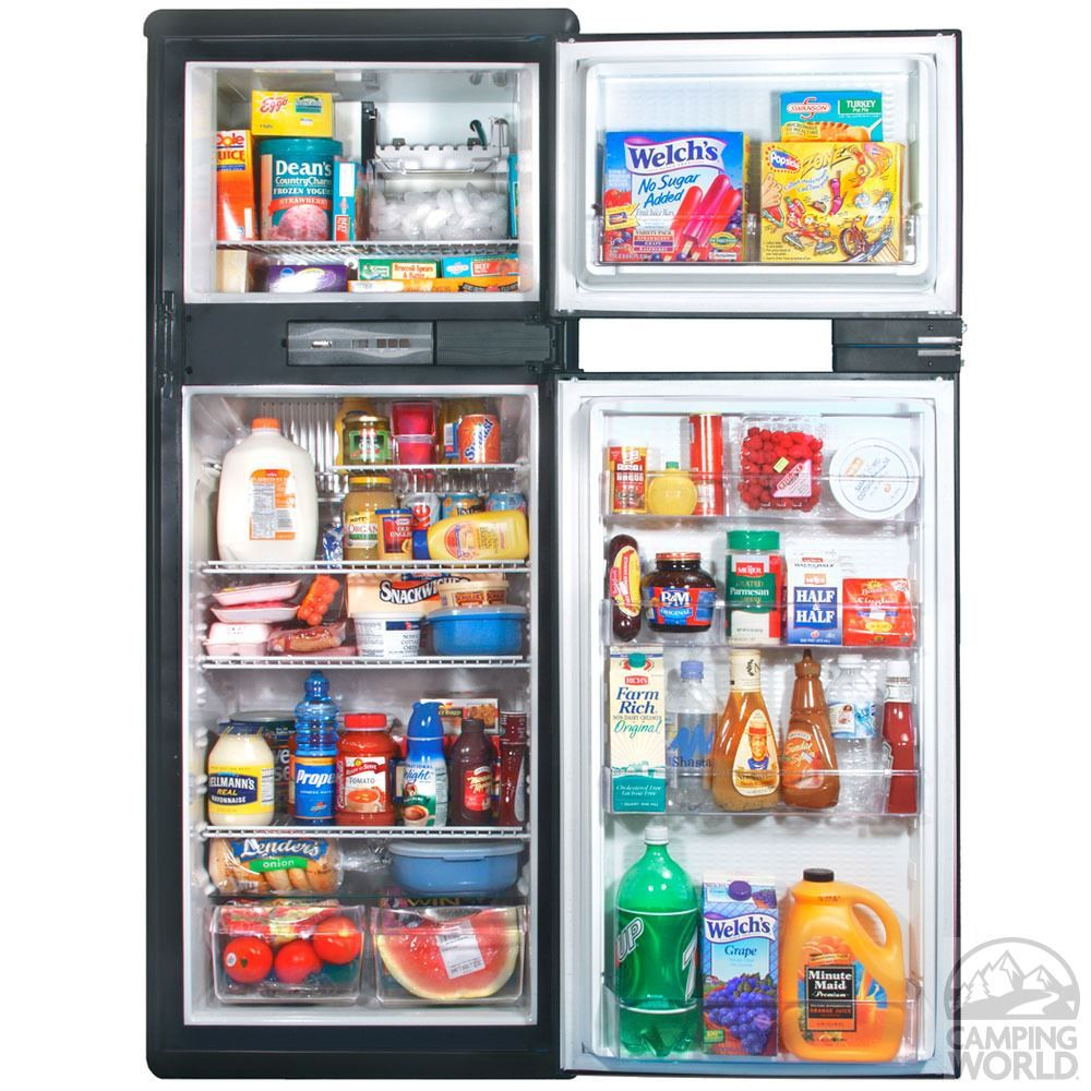 Norcold Refrigerator With Ice Machine 9 5 Gas Refrigerators Rv Refrigerator Refrigerator