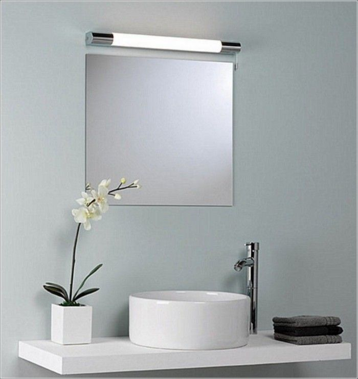 5 Tips For Lighting Your Bathroom To Create The Mood You Want Bathroom Lights Above Mirror Bathroom Lights Over Mirror Modern Bathroom Mirrors