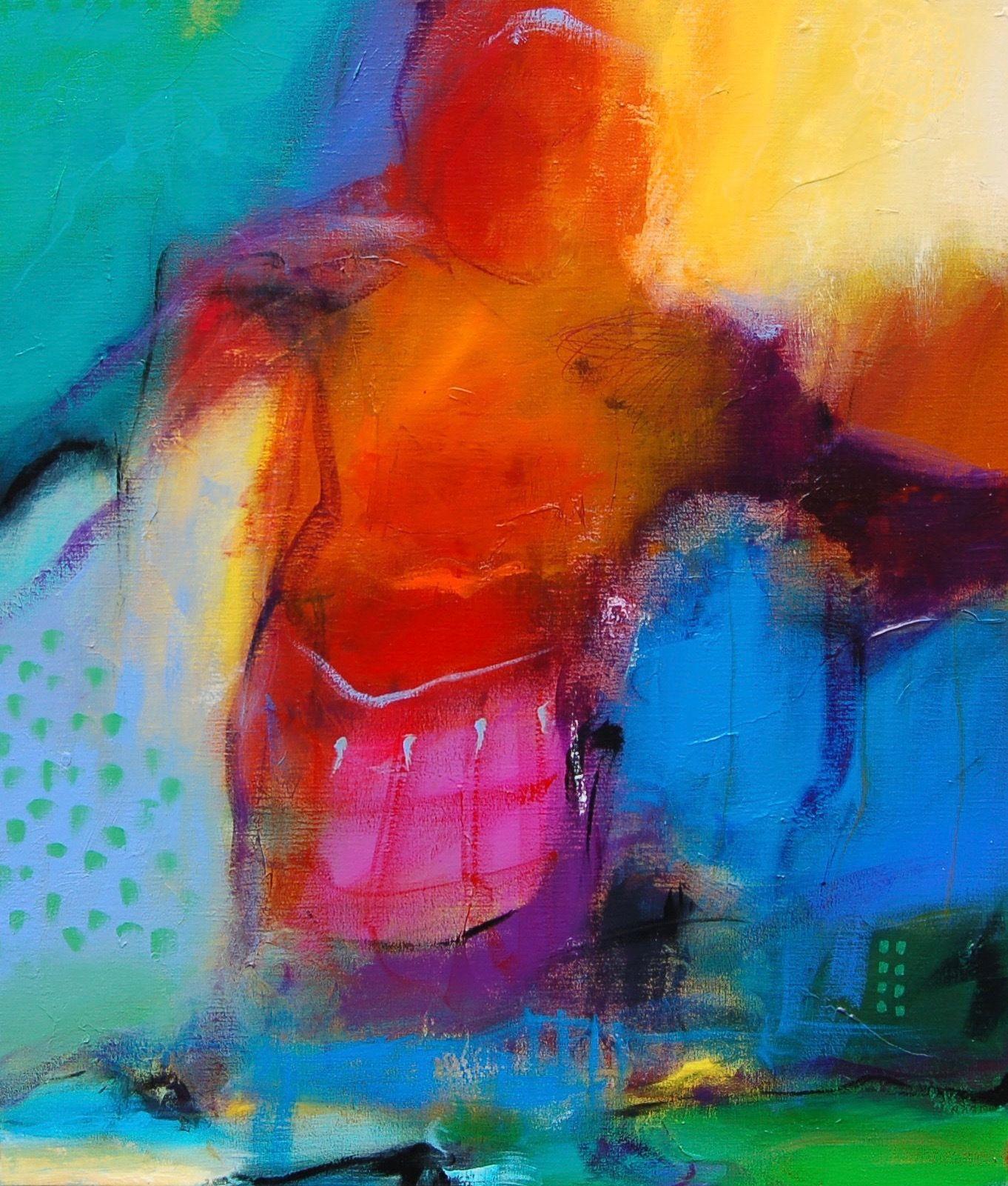 Niels Kongsbak Maleri Kunst Galleri Kongsbak Esbjerg Abstrakt Kunst Abstrakt Malerier