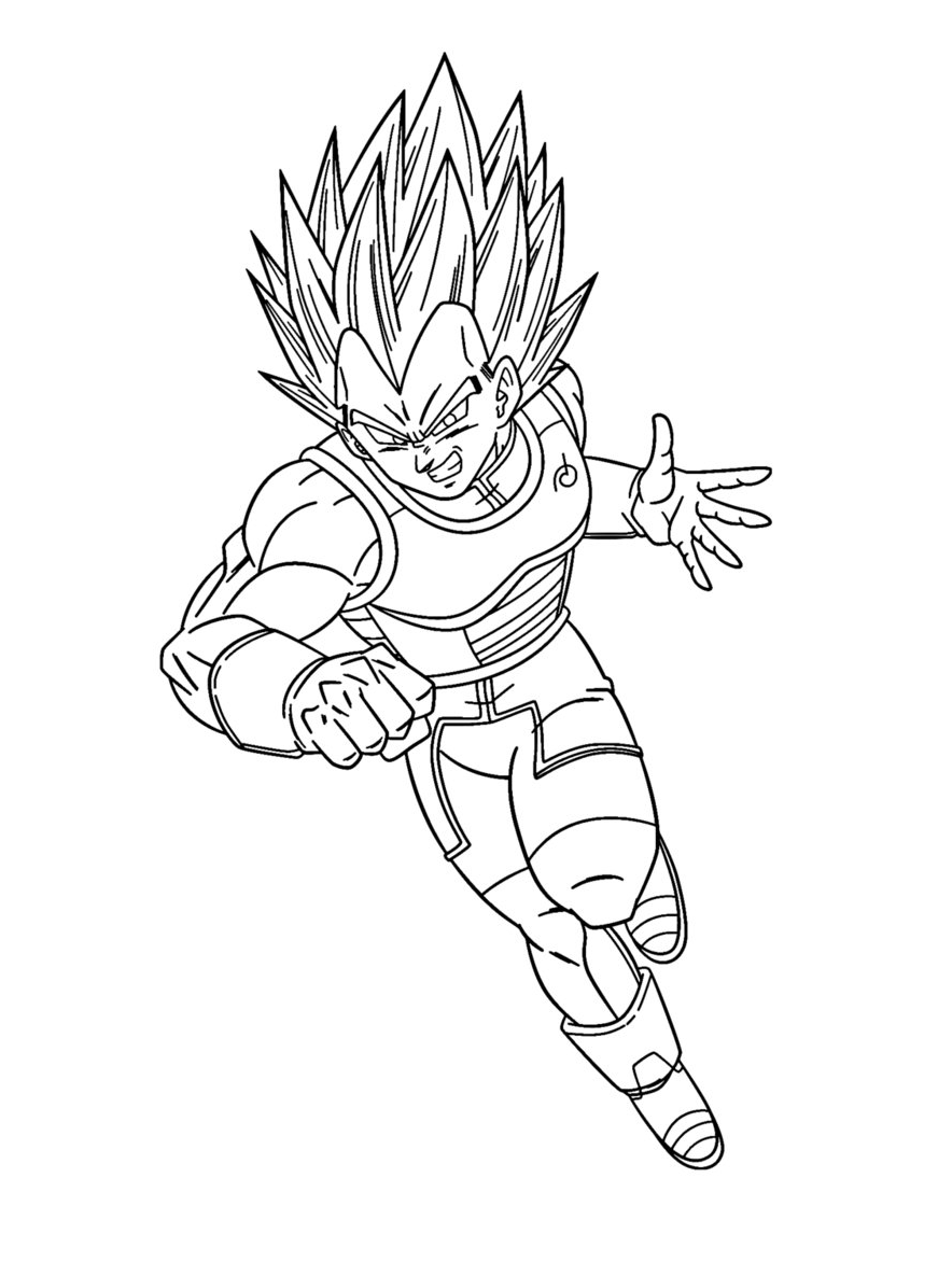 Top 20 Printable Vegeta Coloring Pages Anime Coloring Pages Coloring Home In 2020 Dragon Ball Super Art Coloring Pages Goku Drawing