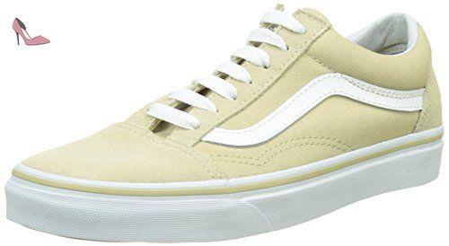 Vans Old Skool Lite Chaussures M Gris Gris, 36.5 EU