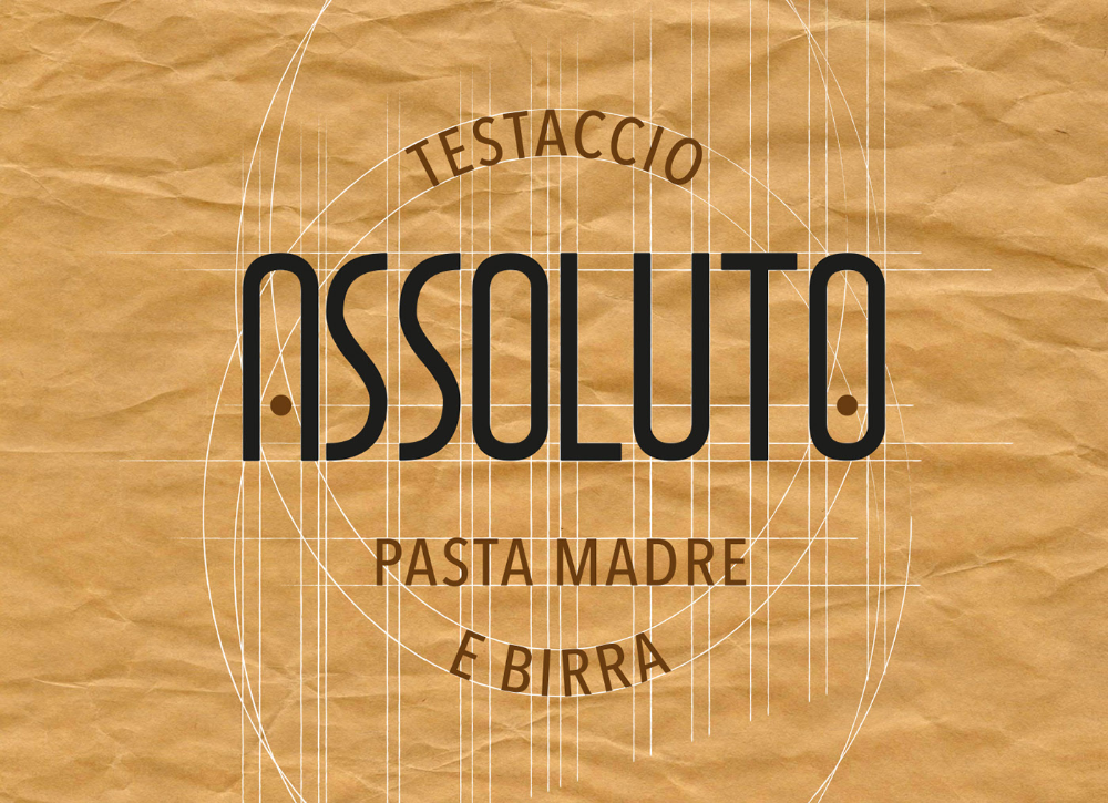 Assoluto - Pasta Madre e Birra on Behance   Branding ...