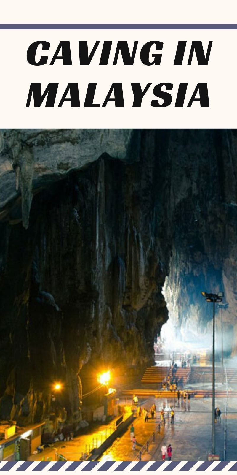 It's surprising that Malaysia doesn't belong to any international cave associations and has so few active spelunkers in its population #adventureactivities #adventuretravel #caving #malaysia