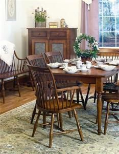 Amish Design Your Own Rectangular Dining Room Table   Dining room ...