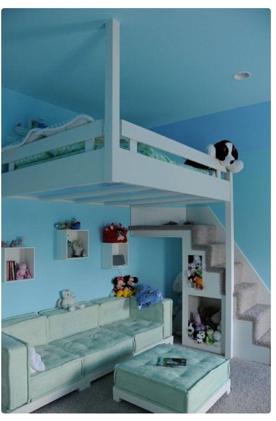 Loft bedroom ideas for teenage girls  Pin by Misty Angel Coleman on Bed  Pinterest  Bedrooms Room ideas