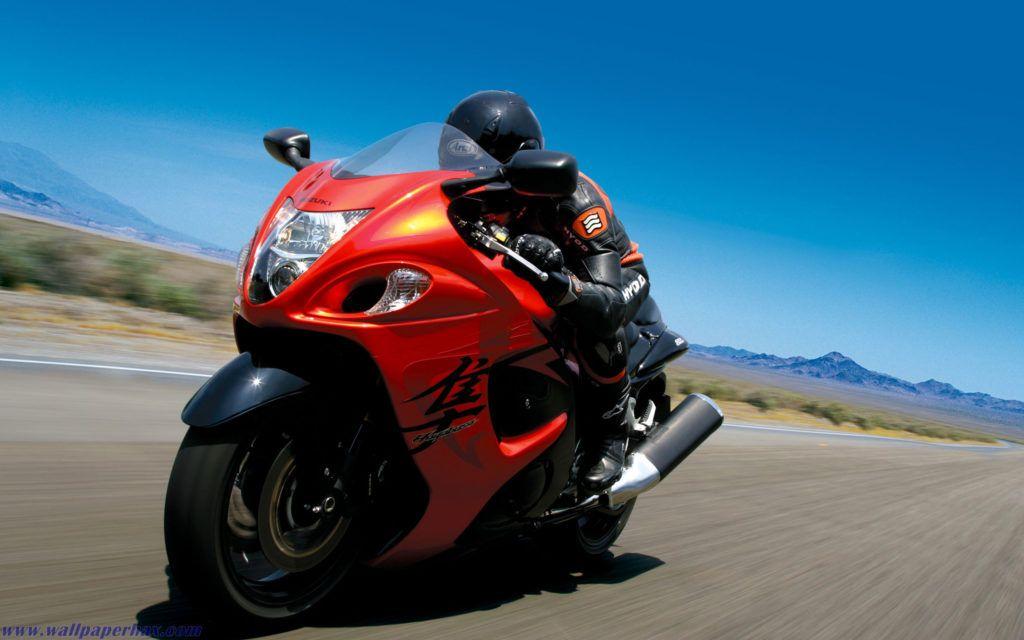 Suzuki Heavy Bike Wallpaper