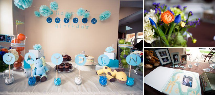Jaydens 1st Birthday The Dol Howie Chan Photography 1st
