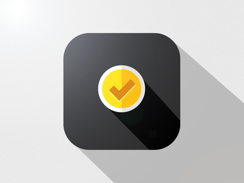 reminder app icon App icon, App icon design, App