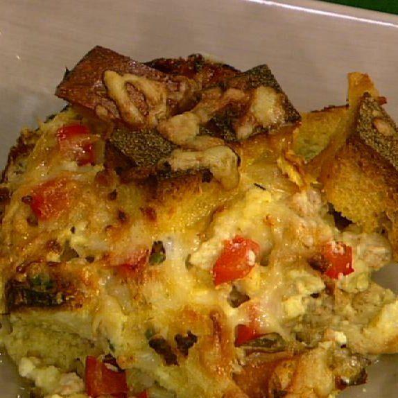 The Chew   Recipe    Jamie Deen's Breakfast Bake