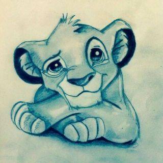 Kartinki Dlya Srisovki Devochkam 10 11 Let Podborka Risunkov 10 Disney Art Drawings Lion King Drawings Disney Tattoos