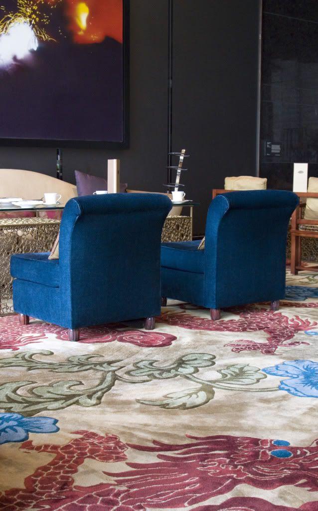 High Tea Experience Vegas Style Mandarin Oriental Tea Lounge