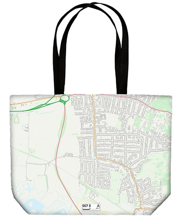 Shopping Bag Castle Point SS7 5 Map