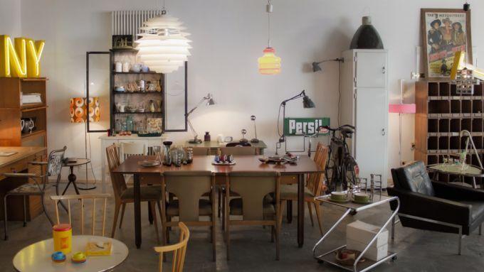wir lieben vintage nicht nur kleidung sondern auch m bel. Black Bedroom Furniture Sets. Home Design Ideas