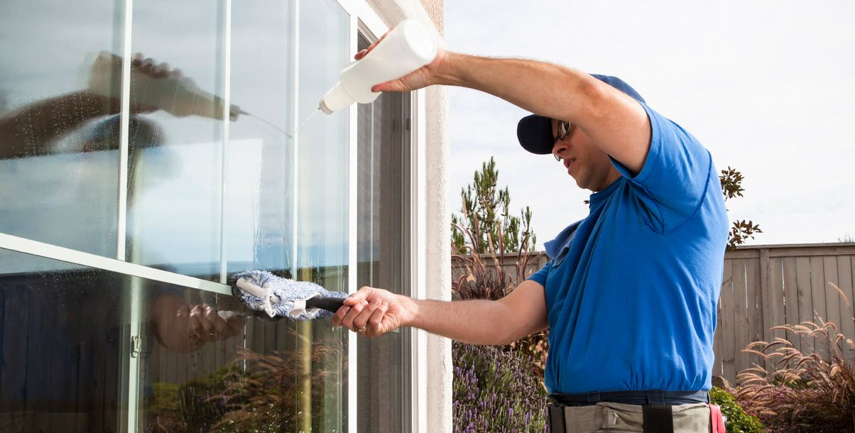 High rise window_cleaning North_Sydney Company has some