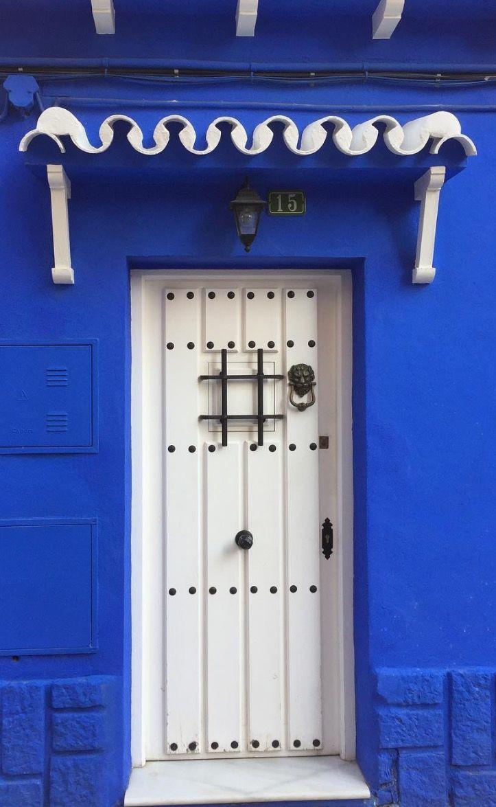 Fuengirola Málaga Spain  sc 1 st  Pinterest & Fuengirola Málaga Spain   Doors Portes Puertas Türen ...