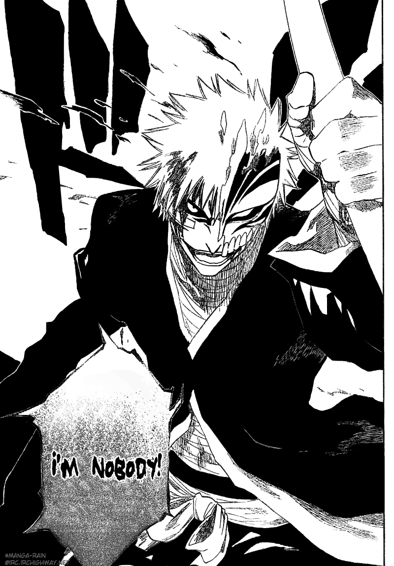 Hollow Ichigo Kurosaki Bankai | Bleach | Pinterest | Chino, Hola y Manga