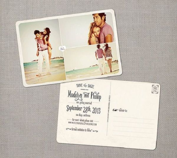 Save the Date Notices { MWH Invitation Week } #wedding #inspiration
