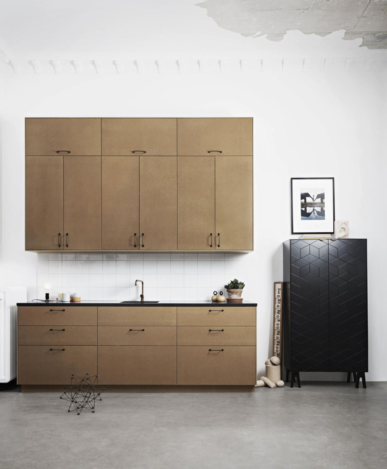 Zwarte Spoelbak Ikea Kitchen Inspiration From Superfront Condo Remodel In 2019