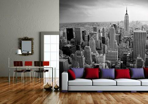 New York City Room Wallpaper