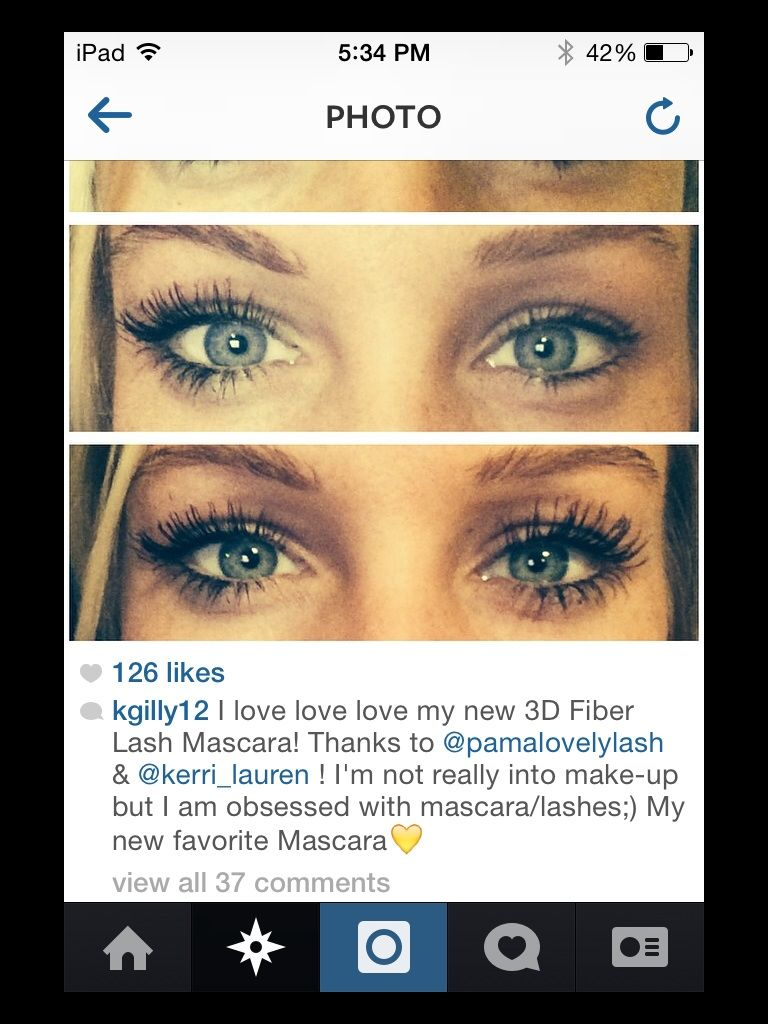 Happy IG customer!!  Look at the difference! Order HERE:    marypam.com