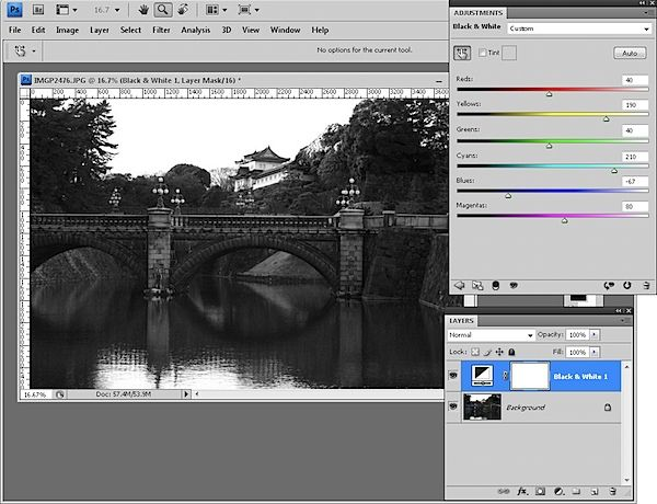 how to change one colour to another in photoshop