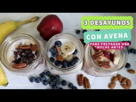 3 desayunos fciles y saludables con avena las recetas de laura 3 desayunos fciles y saludables con avena las recetas de laura recetas de comida forumfinder Choice Image