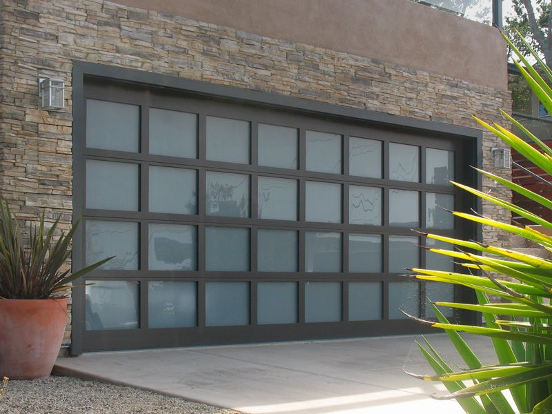 Garage Doors Athena Gl Sandcast Bronze Finish Tinted Flickr