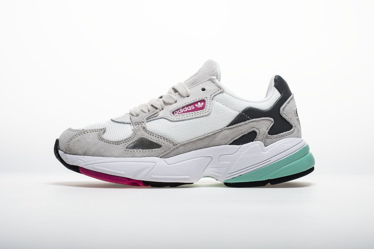 uk availability 79a3d 4428c Adidas Falcon W BB9177 YUNG-2 Dark Grey Shoes1