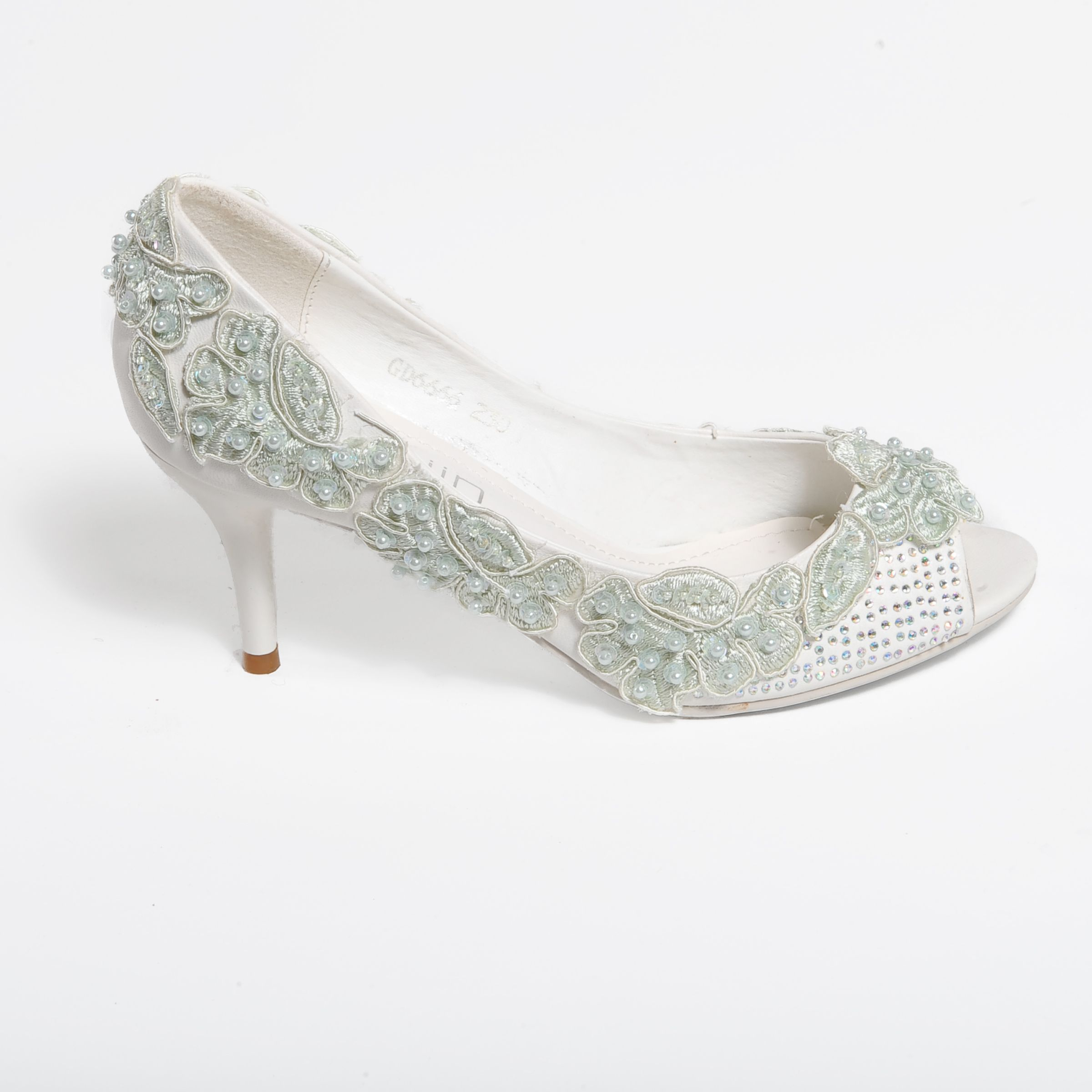 Sparkly Wedding Shoes Myweddingprinter