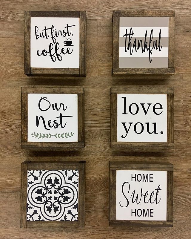 Mini Wood Signs Rustic Roots Il Handmade Wood Sign Farmhouse Decor Fixer Upper Decor Farmh Handmade Wood Signs Rustic Wood Signs Rustic Wood Signs Vintage