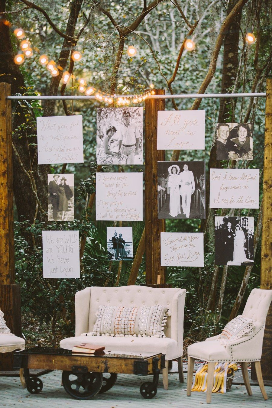 Wedding decorations to make   Ways to Make Your Rehearsal Dinner as Memorable as the Wedding