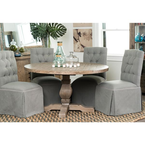 Kosas Home Kasey 55 Inch Round Dining Table $914