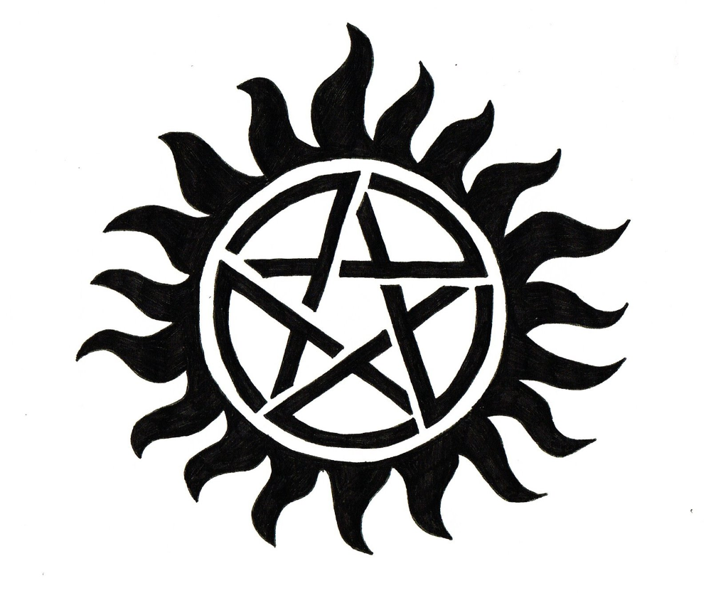 Meaning Supernatural logo and symbol Supernatural