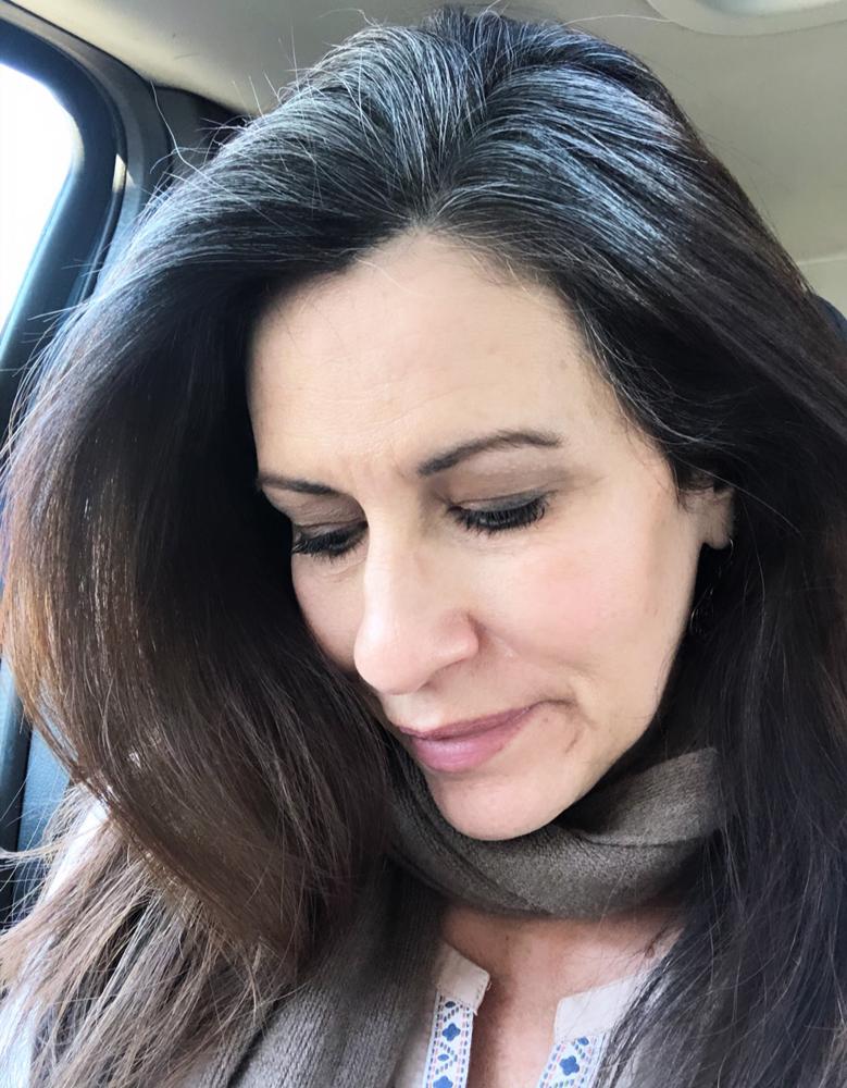 Hair transition   Transition to gray hair, Silver hair