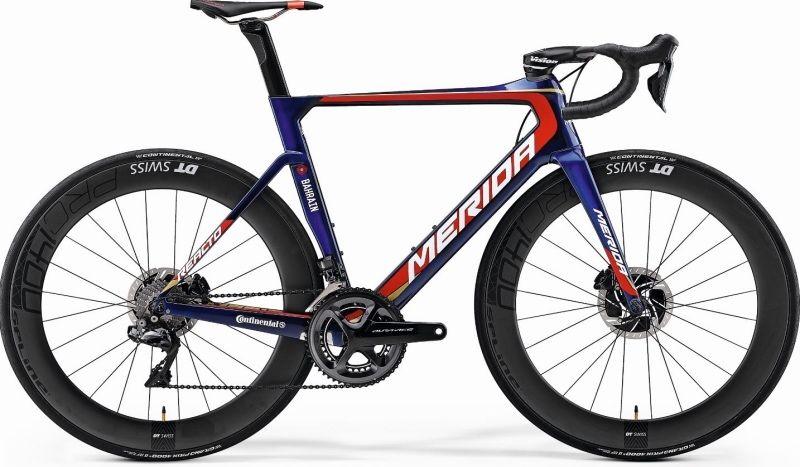 Merida Bikes presenta la nueva Reacto