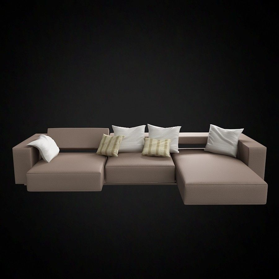 B And B Italia Andy Sofa 346 Use PROMO CODE: Pin3d And Get
