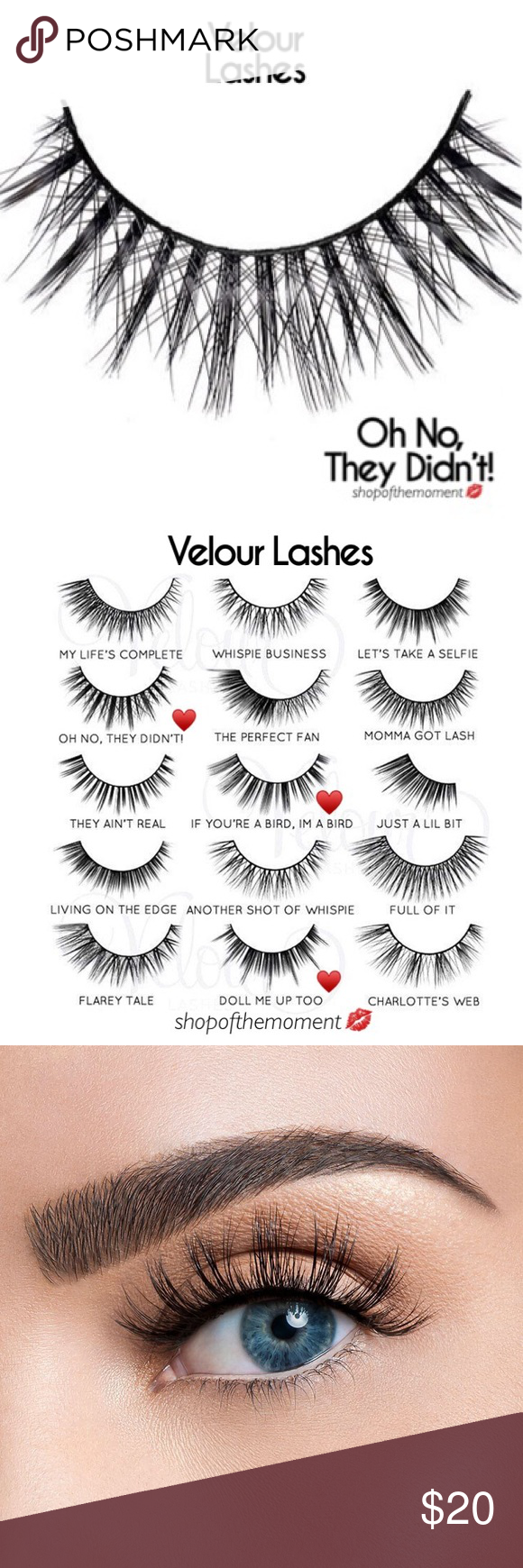 14be971451f Sephora ღ Velour Lashes ღ Oh No They Didn't! Velour Lashes Sephora Exclusive  Oh No, They Didn't! Brand New in Box 👁👁👁👁👁👁👁👁👁👁👁👁 Boost your  lash ...