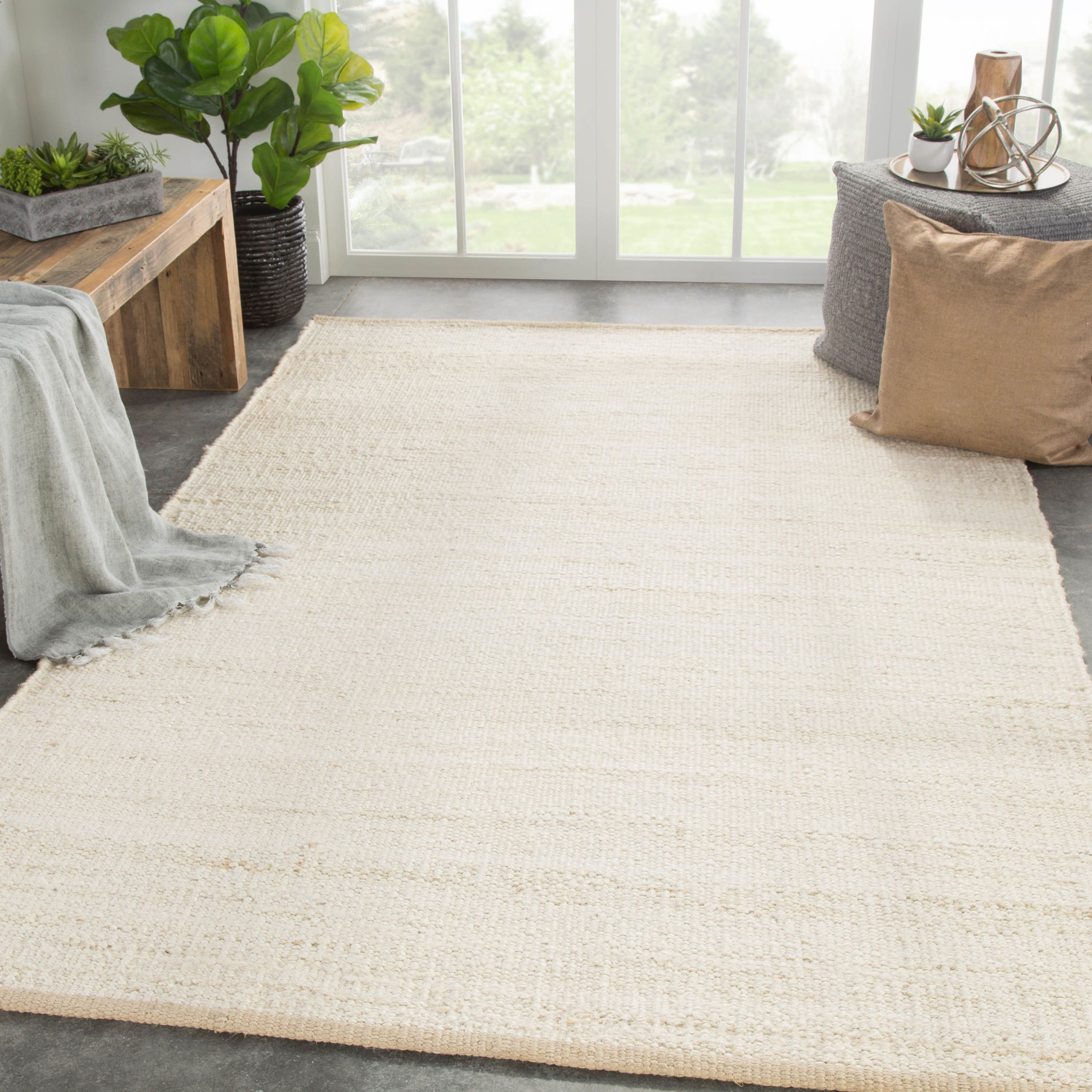 Anthro Color Cream Size 2 X 3 Cream Area Rug Area Rugs Rugs